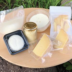 丹波チーズ工房セット